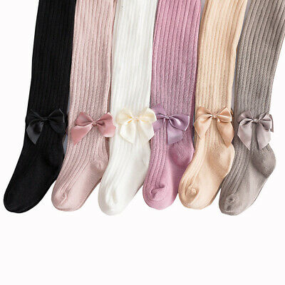 Warmers Cotton Stockings Baby Girl Socks High Knee Sock Children's Pantyhose