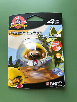 """New – Discontinued -""""Speedy Gonzales"""" 4GB Flash Drive - $20 – Free Shipping"""