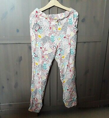 Girls Lightweight Summer Trousers Age 6-7 Years
