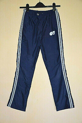 Trousers. Tracksuit pants / Joggers. No Boundaries girl's age 10-12. Dark blue