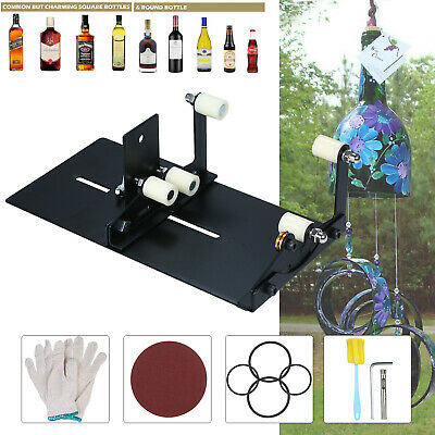 DIY Glass Bottle Cutter Cutting Tool Upgrade Version Wine Beer Glass Cutter P4O5