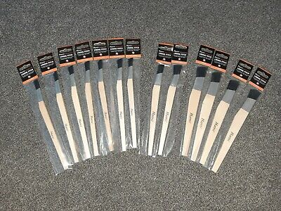 """Joblot Harris lining Fitch Brushes 13 In Total 4x1"""" 2x3/4"""" 7x1/2"""" Paint new"""