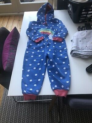 Frugi Spotty All In One Girls Age 3-4 Years