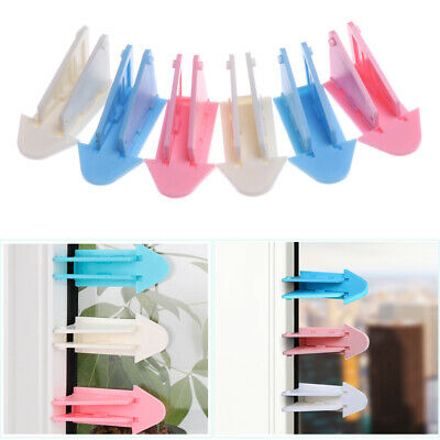 Sliding Furniture Safety Lock Children Protector Door Handles Window Stopper