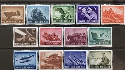 Germany Third Reich 1944 Heroes Memorial Day MNH