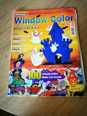 Lena Spezial Window Color Halloween von 2006