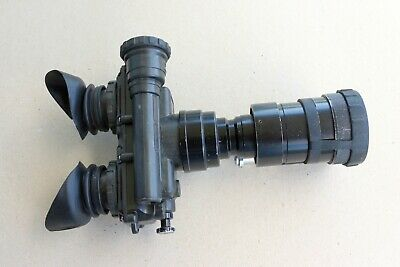 PVS-7 with 3x Zoom Lens & G3 Tube working with Day Light Cover