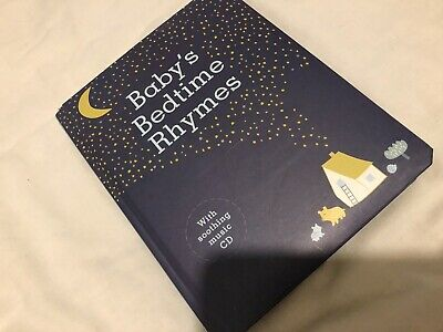 Baby's Bedtime Rhymes CD and book