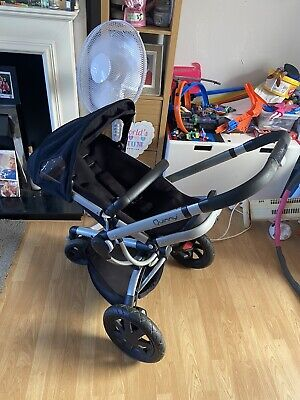 Quinny Buzz 3 Single Seat Stroller - Black