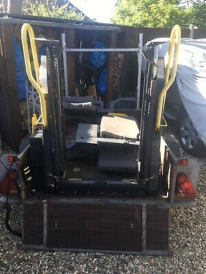 ricon wheelchair lift 350kg