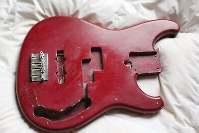 Vintage IBANEZ ROADSTAR BASS guitar body MIJ