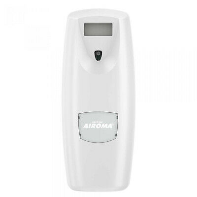 Airoma Automatic Air Freshener Dispenser, White, 1 Each, Refill not Included