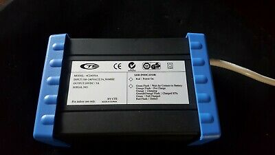 Invacare Battery charger, Wheelchair battery charger