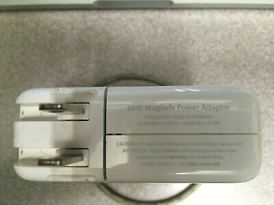 Used Apple Magsafe 60w A1184 A1344 *FREE SHIPPING*