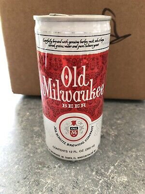 VTG Rare Old Milwaukee - 355ML - 12oz - Great Condition Beer Can