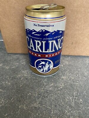 VTG RARE Carling Beer - 12 FL. OZ. - Great Condition Beer Can