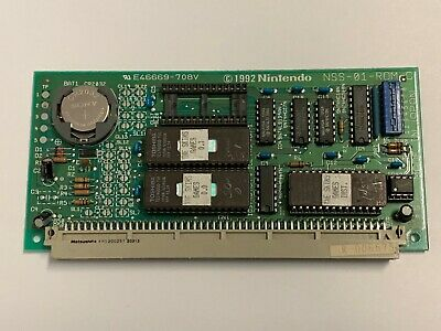 The SKINS GAME (Irem)  Nintendo SUPER SYSTEM / NSS ARCADE TESTED + FREE US SHIP