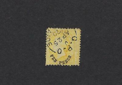 South Australia Scott Number 50a Perf 11.5 x 12.5 Used Stamp