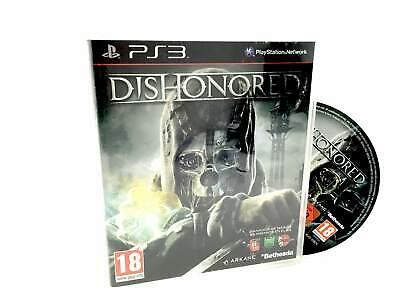 Juego Ps3 Dishonored Ps3 5689665