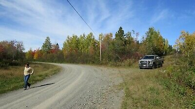 ***Own 19 Acres +/- Of Land In Northern Maine Next To The Canadian Border***