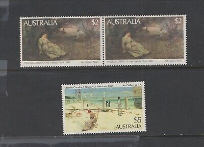 Australia, Two High Value stamps, MNH (5530