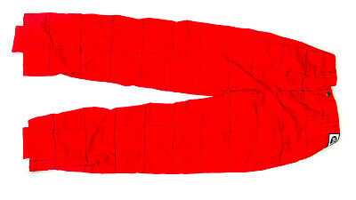 G-FORCE GF125 Pants Only X-Large Red 4127XLGRD