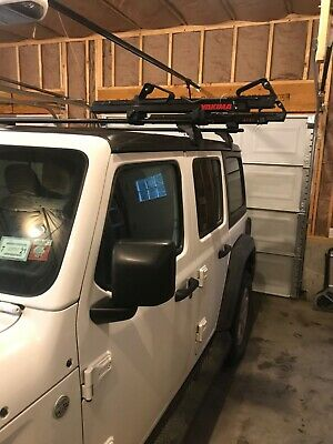 Yakima ShowDown Load Assist Kayak carrier, used twice. Excellent condition