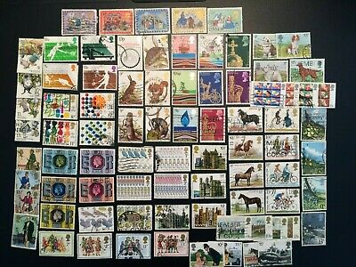 +Postage Stamps of Great Britain from 1977 - 1979