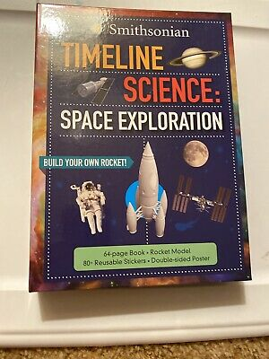 NEW - Timeline Science: Smithsonian Space Exploration by Roth, Megan