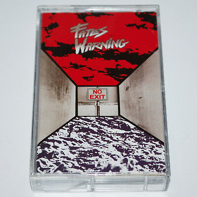 Fates Warning Cassette Tape No Exit 1988 Progressive Heavy Metal Blade D4-73330