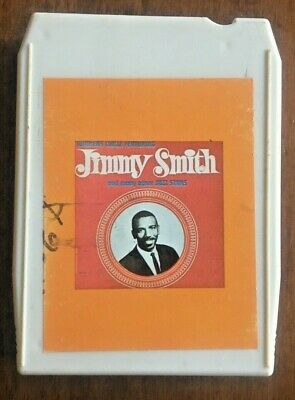 JIMMY SMITH - WINNER'S CIRCLE  - 8-Track Tape (1975)