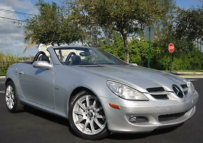 2008 Mercedes-Benz SLK-Class 3.5L 2008 MERCEDES SLK350 ROADSTER, 3.5L 6Cyl, AUT TRANS, 118K MLS, NO RESERVE.