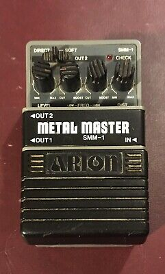 Arion Metal Master SSM-1