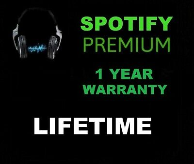 Spotify Premium Lifetime Account ⭐ Fast Delivery 🔥 🌎 Worldwide 🌎