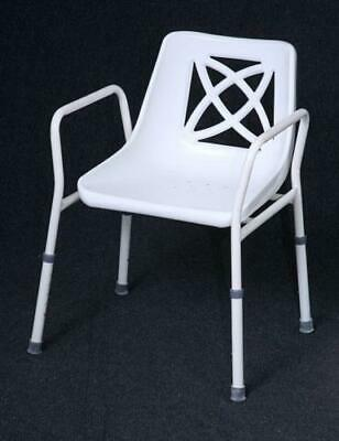 Shower Chair - 125kg Capacity