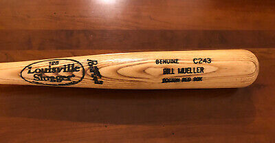 Bill Mueller Boston Red Sox Game Used Bat 2004 World Series 2003 Batting Champ!
