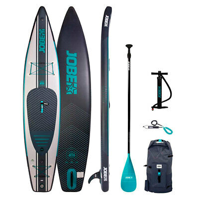 """Jobe Neva Inflatable 12ft 6"""" SUP Paddle Board Set - UK STOCK - FAST DELIVERY"""