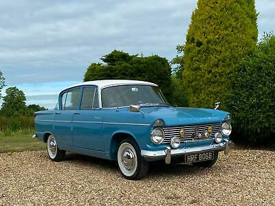 1964 Hillman Super Minx. Beautiful Car And A Previous Show Winner. Free Delivery