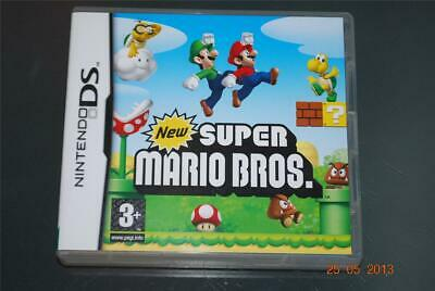 New Super Mario Bros Nintendo DS 3DS UK Game (No Manual) **FREE UK POST**