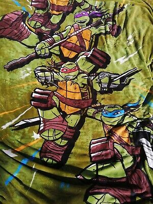 Xl Teenage Mutant Ninja Turtles Xl Fleece Blanket