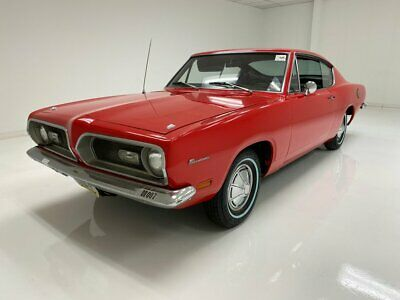 1969 Plymouth Barracuda  Fastback Glass/Rebuilt 318ci V8/Original Interior/Father and Son Owned