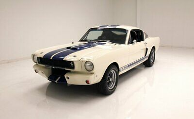 1966 Ford Mustang  GT350R Clone/289ci V8/Racing Bucket Interior/Rear Brake Air Ducts