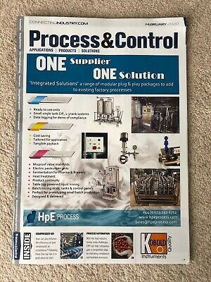 Process & Control Trade Magazine / Bulletin - Applicatons - Products - Solutions