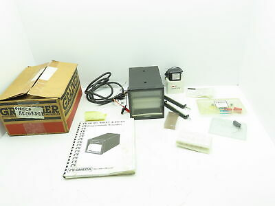 Omega RD100 Programmable Chart Recorder 100mm 115V