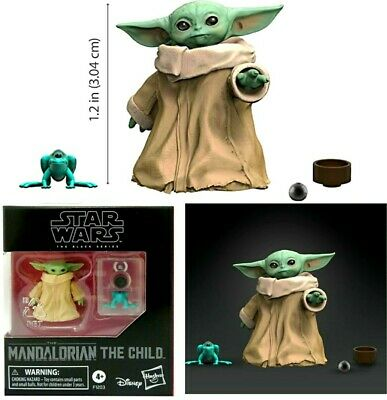 Star Wars Black Series Mandalorian The Child Baby Yoda Action Figure IN STOCK!