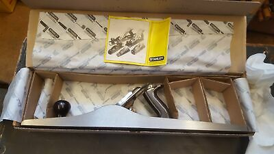 Lightly Used Stanley no 7 Plane 1 12 007 in Box Perfect Tool 28348