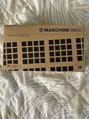 Native Instruments Maschine Mikro Mk3 - Excellent Condition (software included)