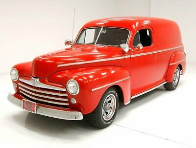 1946 Ford Sedan Delivery  Beautiful Restored and Modern  302ci V8 Sedan Delivery