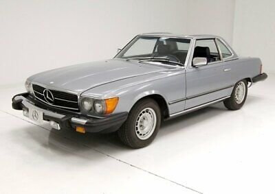1982 Mercedes-Benz 380 SL  Overall Very Nice Exterior and Interior Pristine Undercarriage Both Tops