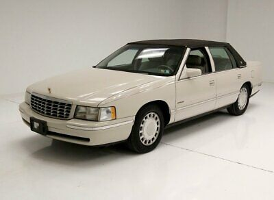 1997 Cadillac Sedan DeVille  Northstar V8 Plush Leather Interior Lots of Power Options Needs Some TLC